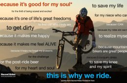 This Is Why We Ride