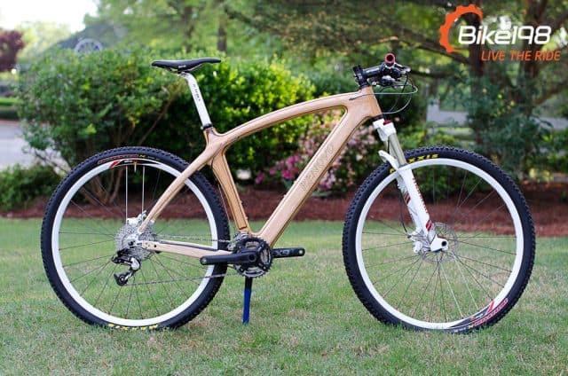 Renovo Badash 29er Hard Wood Mountain Bike Frame