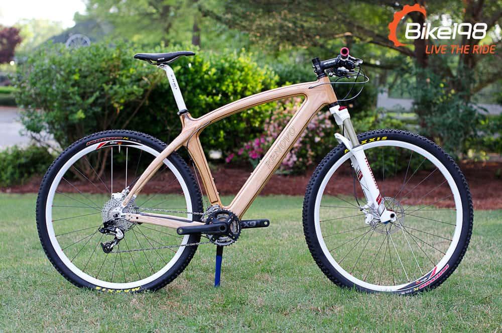 29er Bikes Renovo Badash er Hard Wood