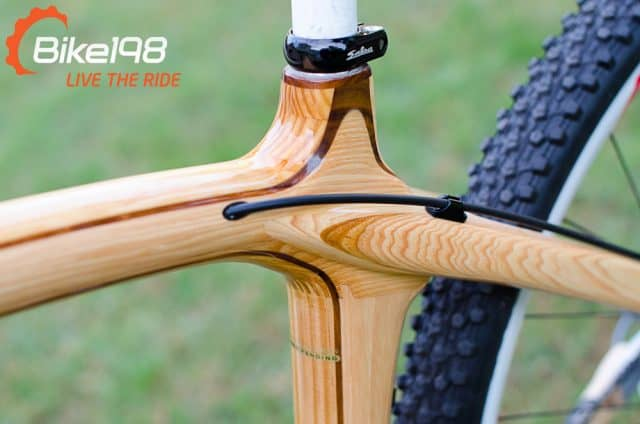 Renovo Badash 29er Wood Joints