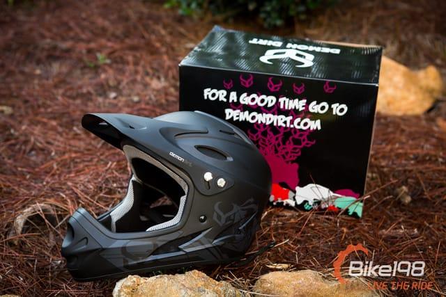 Demon United Ricochet Helmet with Audio