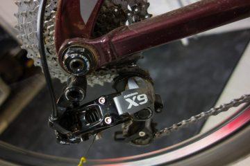 X9 Type 2 Derailleur