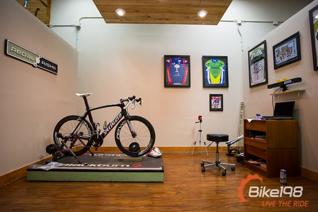 professional bike fit