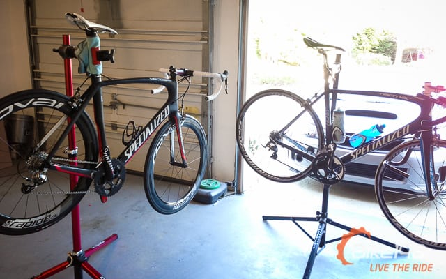 Specialized Venge and Specialized Tarmac
