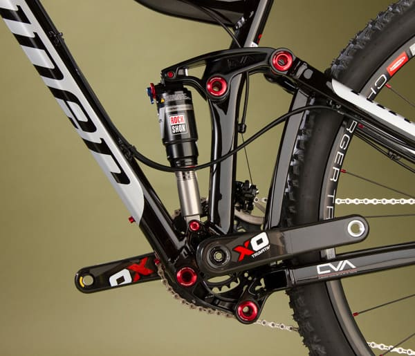Niner RIP9 CVA Suspension