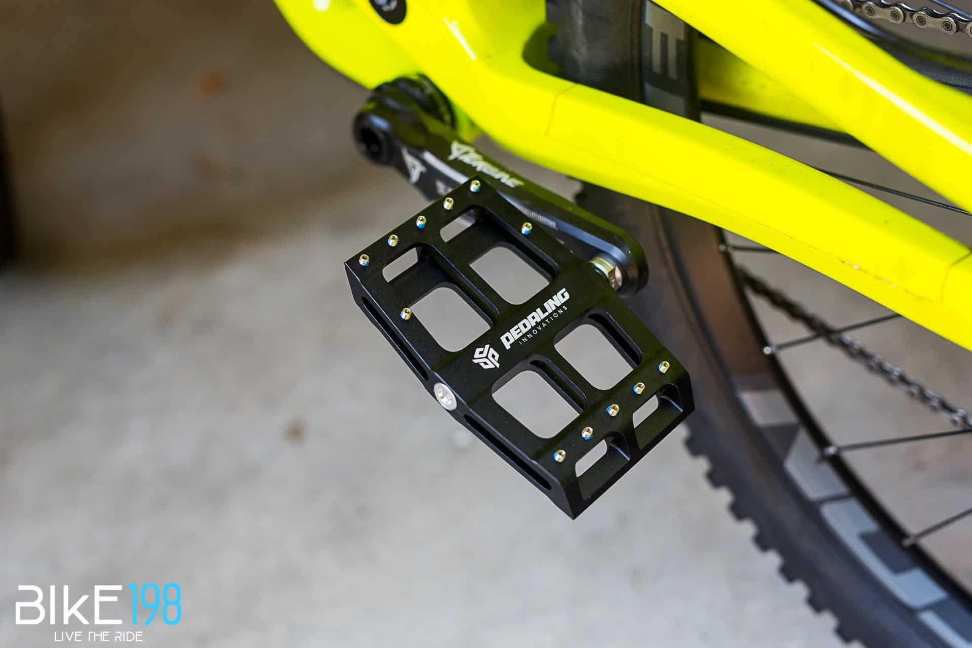 Pedaling Innovations Flat Pedals