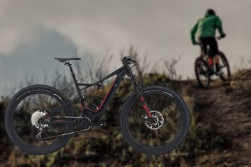 Mountain bike e-bike